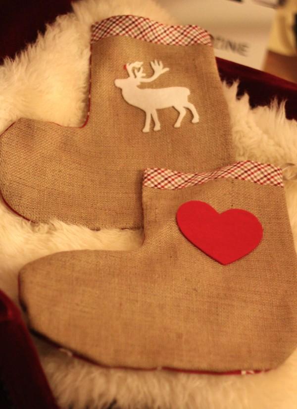 20 december – Julstrumpor vid spisen