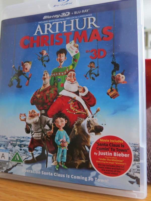 7 december – Julfilm